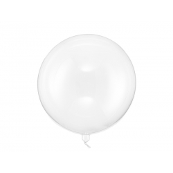Balon Kula transparentny 40cm