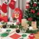 Worek na prezenty świąteczne Mikołaja 50x80cm