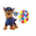 Zestaw balonów Chase Psi Patrol 21szt